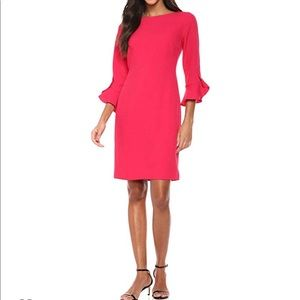 NEW Karl Lagerfeld Pink Dress Size 2